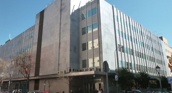 Office Development El Corte Inglés Headquarters