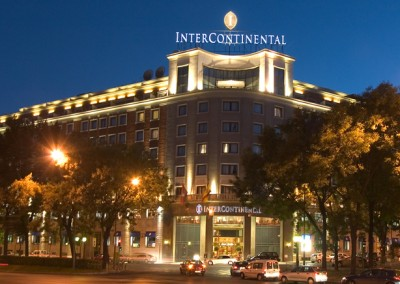 Intercontinental Hotel – Madrid