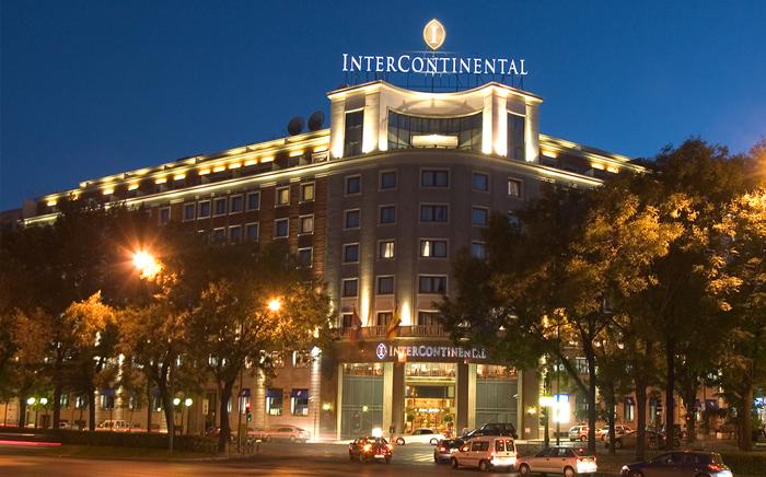 Intercontinental Hotel – Madrid