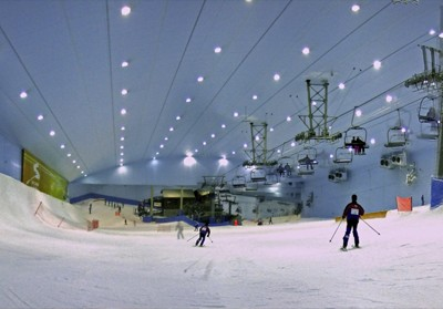 Ski Dubai – The Mall of the Emirates