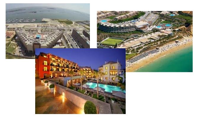 port hoteles portugal